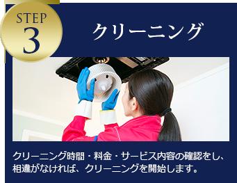 お掃除機能付エアコン洗浄